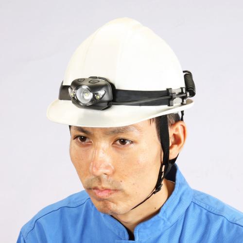 ヘルメット装着イメージ