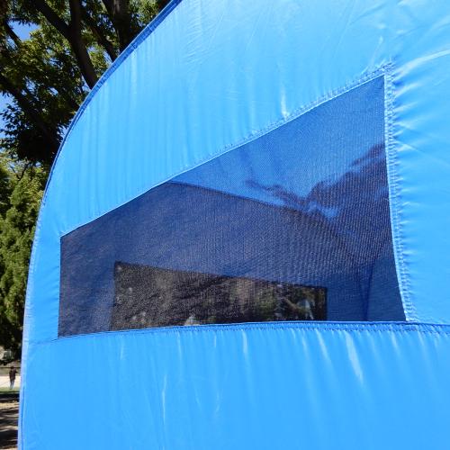 メッシュ窓付き(3面)