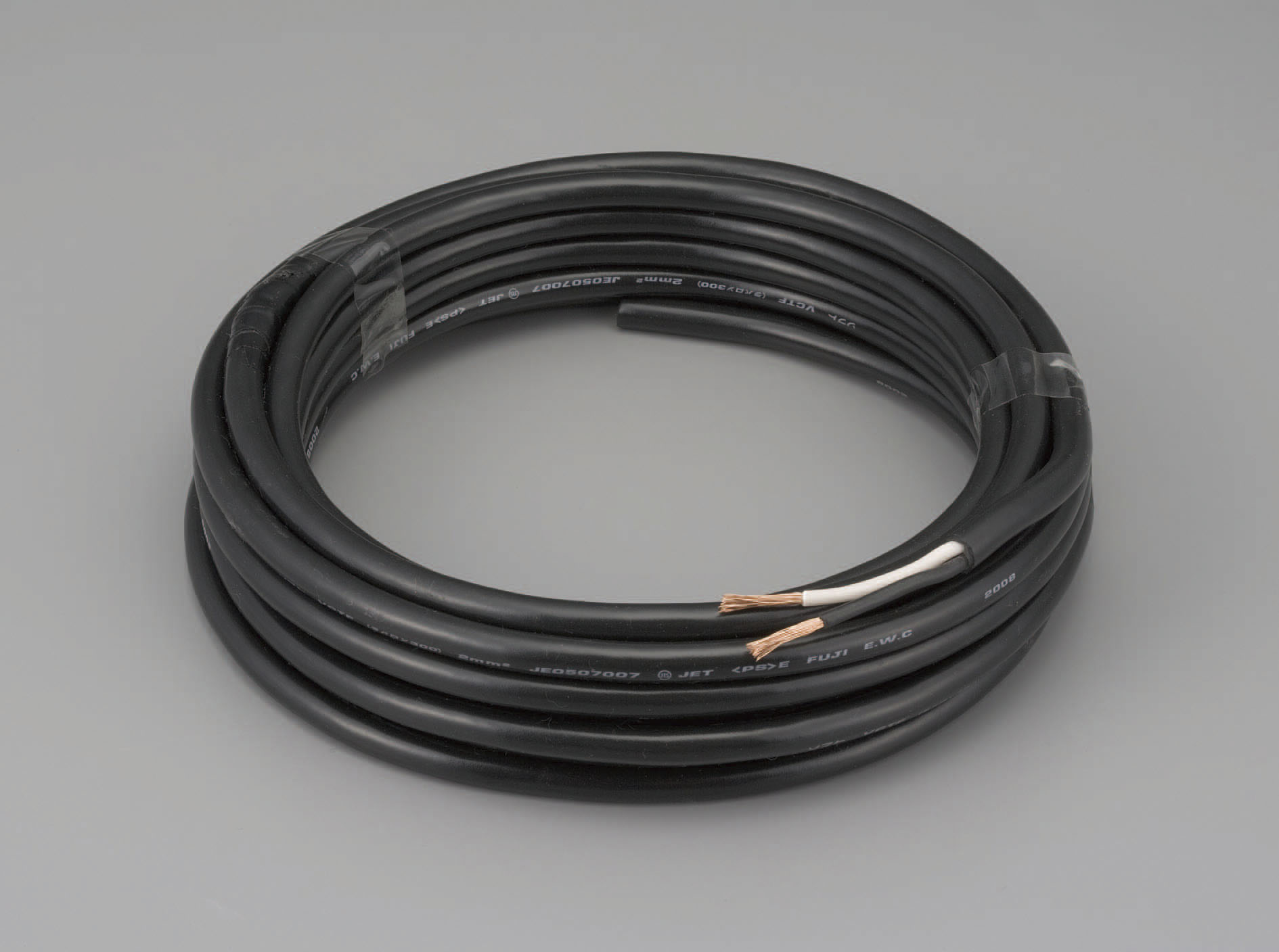 EA940AX-11|[2 types of EP rubber] Cab tire cable|株式会社