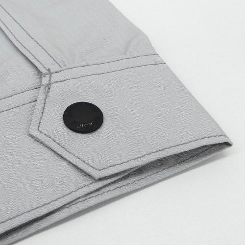 綿100%生地・樹脂製ボタン