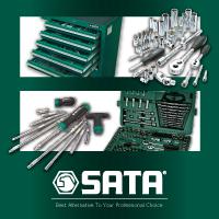 【SATA(サタ)】プロ用ハンドツール特集