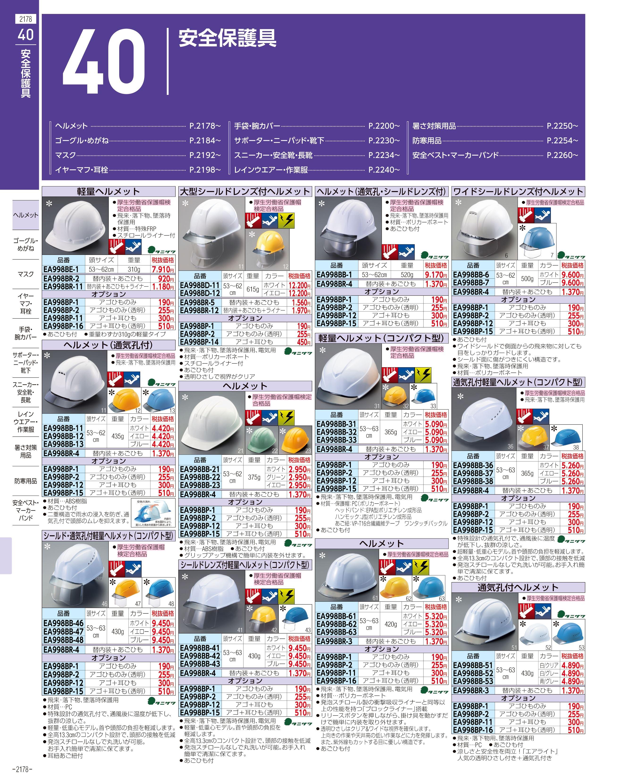 エスコ便利カタログ2178ページ