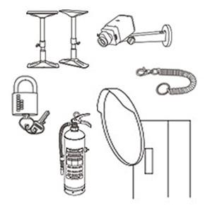 ライト・照明器具・電球・電池